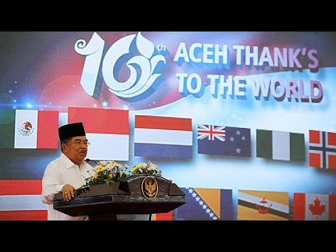 Indonesia remembers victims in Aceh, area worst hit by 2004 tsunami