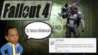 fallout 4 news discussion w alchestbreach h a m radio podcast ep 7