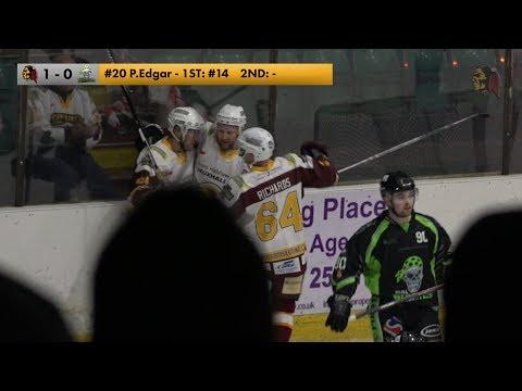 Whitley Warriors vs Hull Pirates (14/01/18)