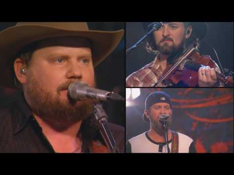 "Randy Rogers Band performs ""San Antone"" on The Texas Music Scene"