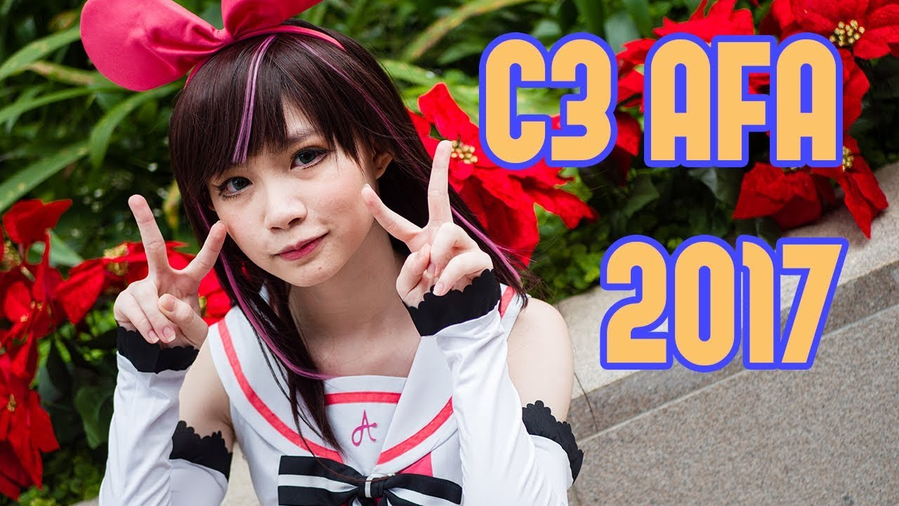 C3AFA Anime Festival Asia Singapore 2017 Cosplay Music Video