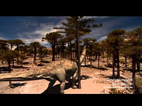 youtube filmek - Dinoszauruszok - Amerika urai