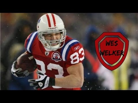 Wes Welker - The Slot Machine (2004-2015 Highlights)