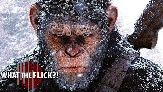 War for the Planet of the Apes - Official Movie Review