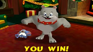 Tom and Jerry Fists of Fury - Cartoon Movie Game - in English New 2014 - Tom and Jerry Kids