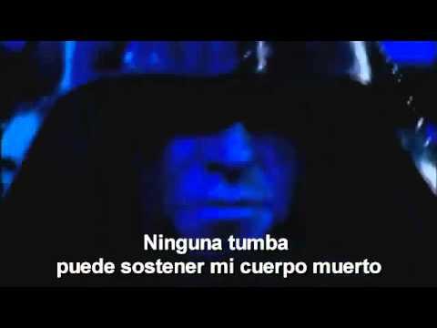 New Theme Song Subtitulada de The Undertaker- Ain't No Grave - johnny cash