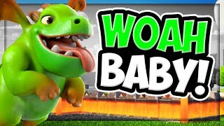 Baby Dragons Crush Bases at TH 10 | Queen Charge Baby Dragon 3 Star Attack Strategy | Clash of Clans