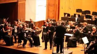 Ajbler: Koncert za klarinet i orkestar u B-duru, 10. februar 2012.