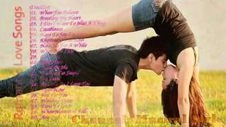 Most Romantic love songs ღ♫✰ TOP English love songs 2015