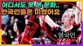 영국인이 한국의 응원문화가 유독 특별하다고 하는이유 (…