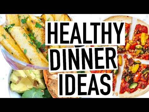 HEALTHY DINNER IDEAS! Healthy Summer Recipes!