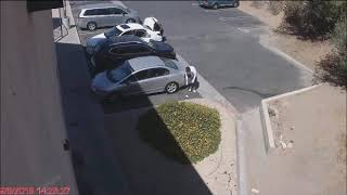 Thief Broke into my car