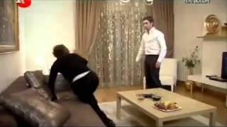 Kurtlar Vadisi Pusu - Polat & Yakışıklı Otel Sahnesi