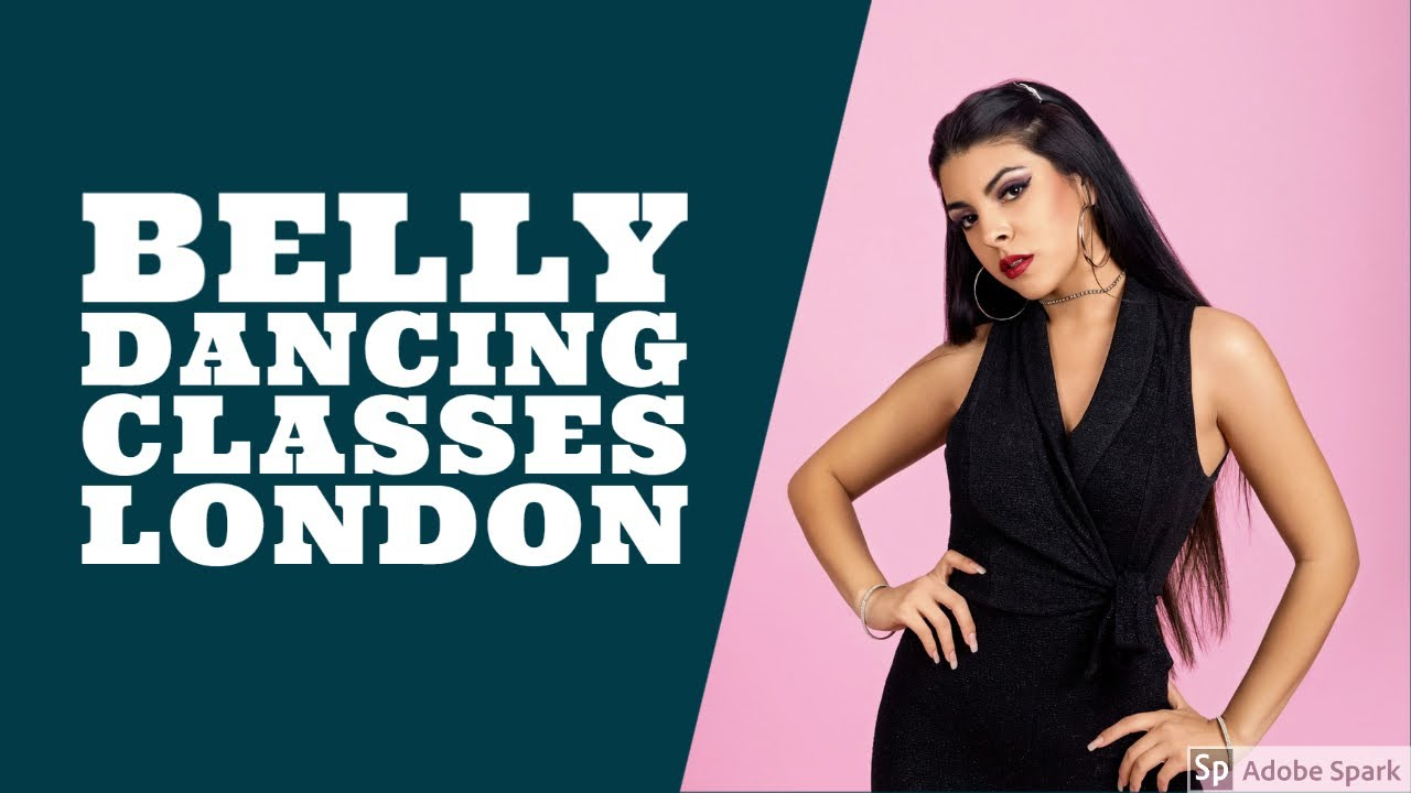 Belly Dancing Classes London - Learn Belly Dancing - YouTube
