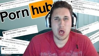 Reading Porn Comments!! - AviatorGaming