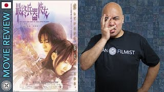 Let's discuss the live-action of SaiKano (aka The Last Love Song on...