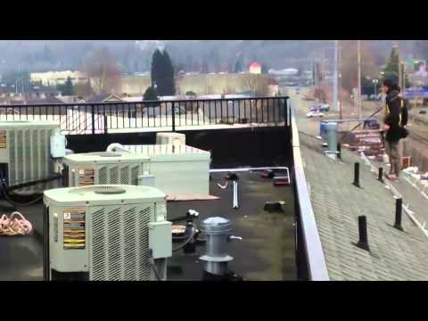 Puget Sound Solar - Renton Chiropractic PV Install
