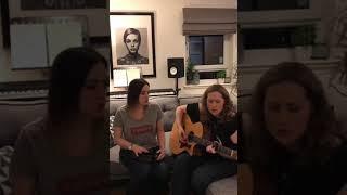 The Eves - 'City of Stars'. Edinburgh, Scotland (live acoustic version)