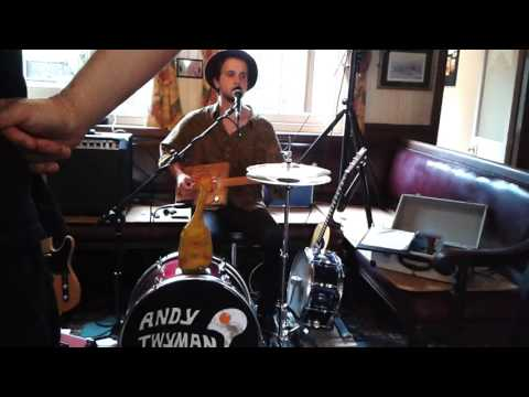 Andy Twyman - Sharkey's Bar - Broadstairs Folk Week 2016