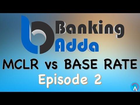 Salient Features of MCLR (Episode 2) | Banking Adda| Banking Awareness