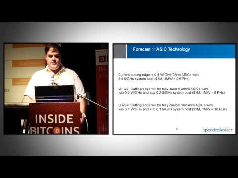 Bitcoin TLV `14, #25 - Guy Corem - Mining Forecast