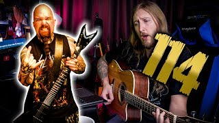 FAQ114 - KERRY KING & DEAN, WARMUPS, KEITH MERROW, SAME BORING RIFFS