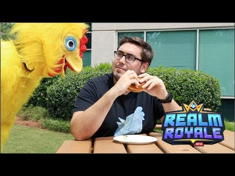Realm Royale - The Pecking Order Has Changed!