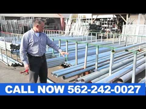 Chain Link Fence Supplies La Habra CA Call (562) 242-0027 Or