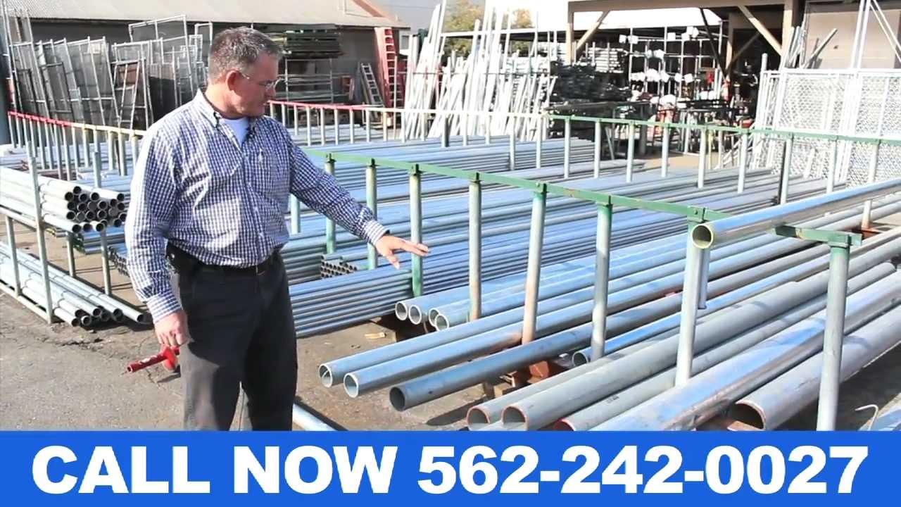 Chain Link Fence Supplies La Habra Ca Call 562 242 0027