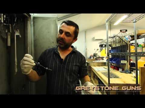 Greystone Guns Cerakote Firearm Application