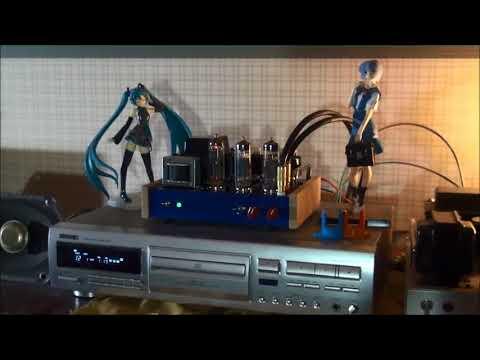6bm8 6f3p Ultralinear Single Ended Amplifier