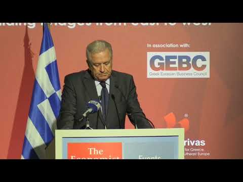 Remarks by Commissioner Avramopoulos at the Economist EU-Eurasia-China Business Summit, 9/10/17