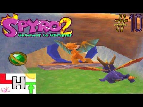OCEAN SPEEDWAY! | Spyro 2 : Gateway to Glimmer #10