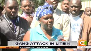 Wife killed, three children raped in Litein, Kericho County