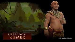 CIVILIZATION VI – First Look: Khmer