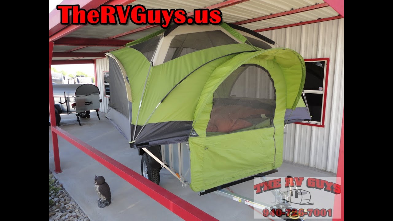 Smart Car Towable Super Lite Tent Trailer - Tentris Treehaus By Lets Go Areo - YouTube & Smart Car Towable Super Lite Tent Trailer - Tentris Treehaus By ...