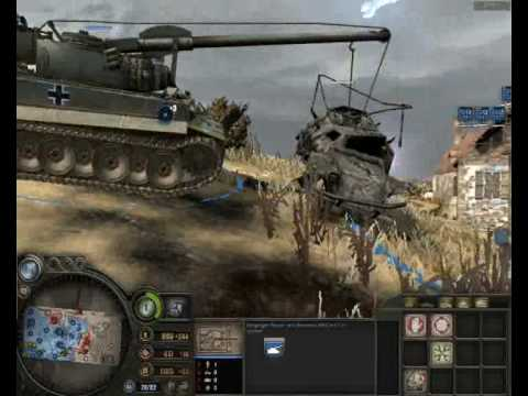 Company of heroes opposing fronts---- (german units)