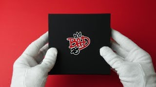 Michael Jackson - Bad 25th Anniversary Deluxe Edition 2012 Unboxing 4K | MJ Unboxing
