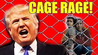 Live! Is Trump King Of The Cage?