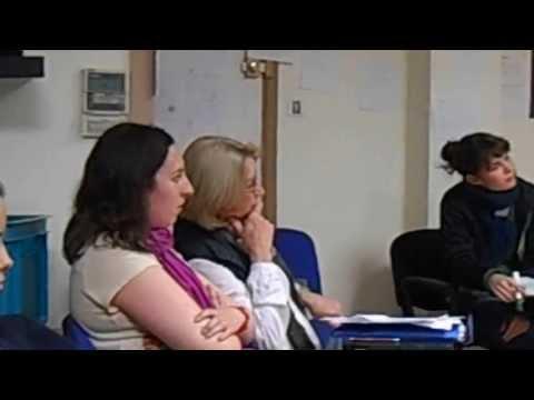 TEFL Toulouse Trainee peer teaching