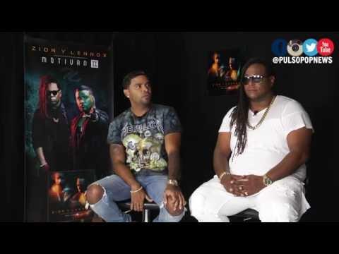 """Zion & Lennox talk """"Motivan2"""""""