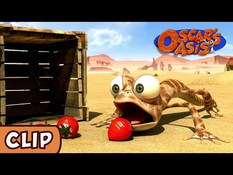 Oscar's Oasis - Bad Berries | HQ | Funny Cartoons