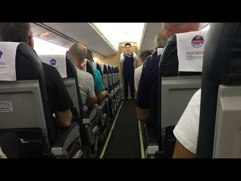 Lao Airlines Crew Flight QV 314