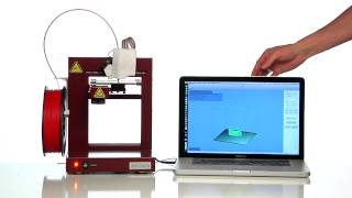 AFINIA H Series 3D Printer Overview