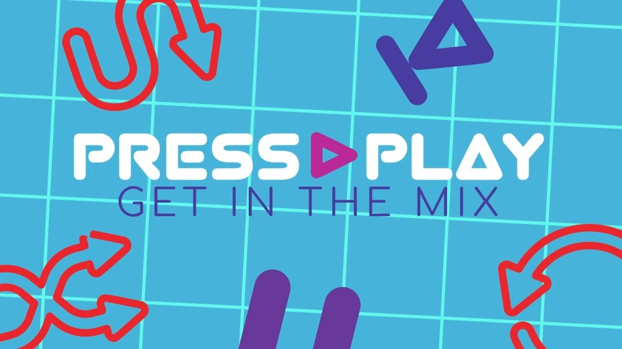 Press Play Part 1 (July 3) / LB Kids (K-4)