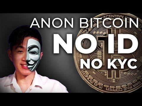 How to Buy Bitcoin Anonymously | NO ID, NO KYC