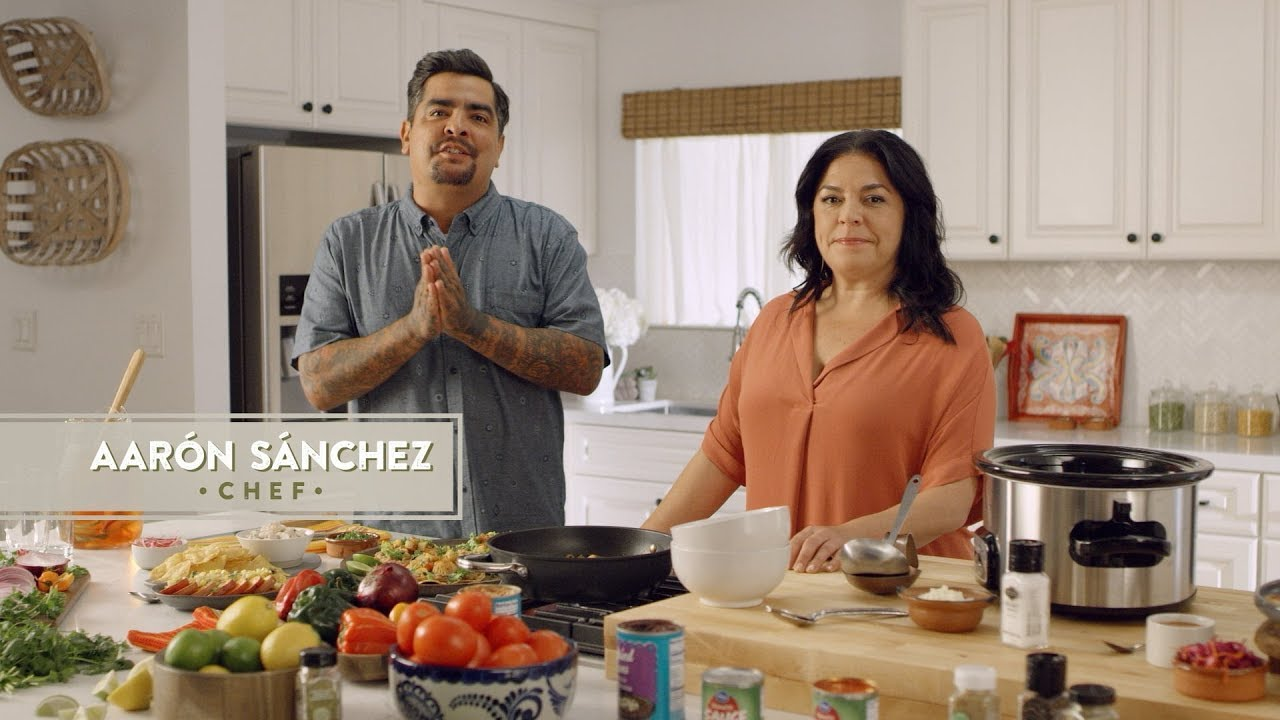 4 Recipes, 4 Countries, 1 Kitchen with Chef Aarón Sánchez │VIDEO │Kroger
