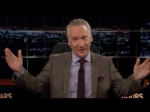 Real Time With Bill Maher: interviewing New Jersey tea party supporters on government cuts