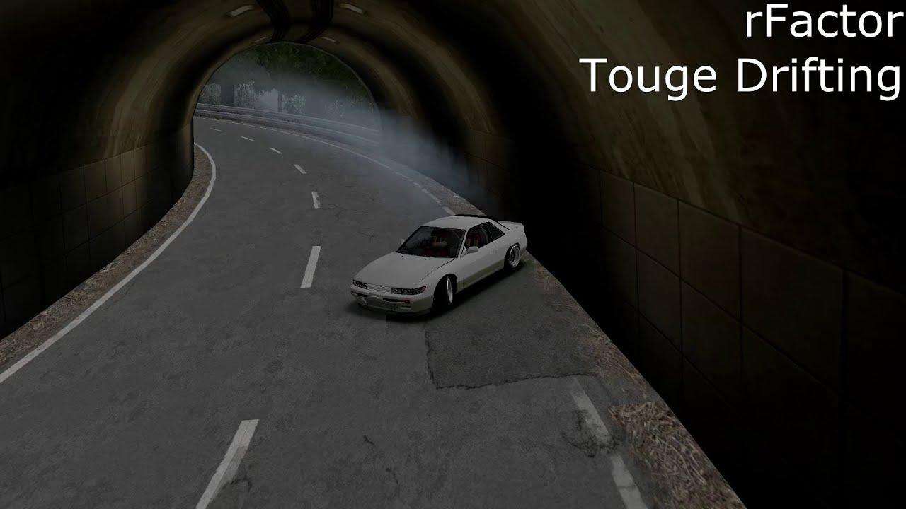 Steam Community :: Video :: [rFactor] Touge Drifting