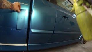 "XR6 Tickford Ute Blueprint ""Color Matching"""